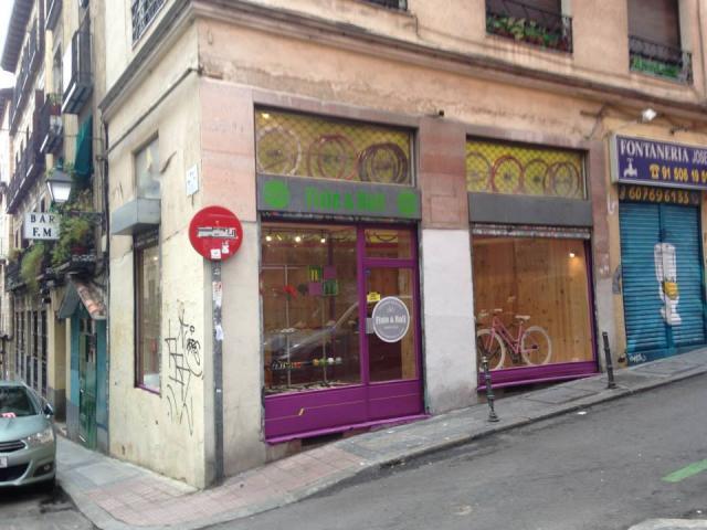 Se traspasa tienda de bicicletas en funcionamiento