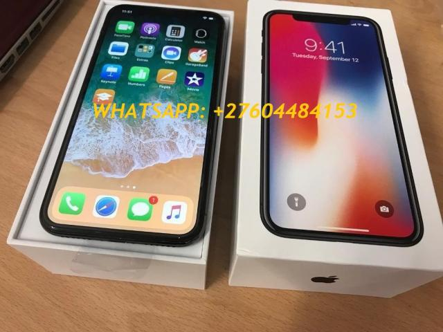 iPhone X 64GB (desbloqueado) â 430 Apple iPhone 8 Plus 256GB