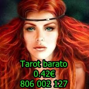 Tarot barato y fiable 0.42 CORAL videncia 806 002 127
