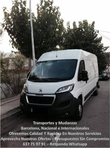 Transportes - Barcelona - Nacional e Internacional