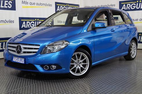 Mercedes-Benz B 200 CDI BE 136cv