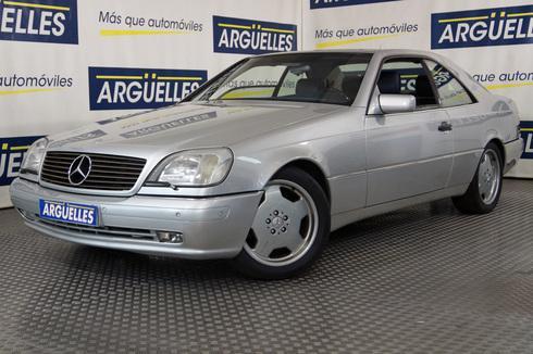 Mercedes-Benz Cl 500 Coup eacute; 320cv