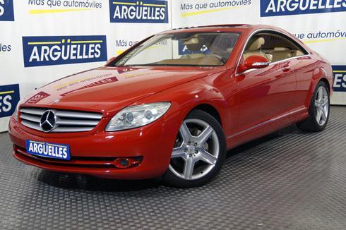 Mercedes-Benz Cl 500 387cv MUY EQUIPADO