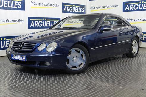 Mercedes-Benz CL 600 367cv V12