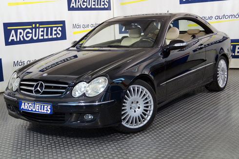 Mercedes-Benz CLK 320 CDI Avantgarde AUT 224cv Muy equipado
