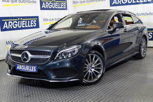 Mercedes-Benz CLS 400 4M AMG FULL EQUIPE Shooting Brake 333cv