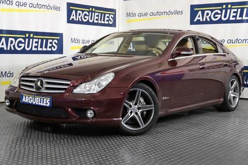 Mercedes-Benz CLS 63 AMG 514CV Muy cuidado