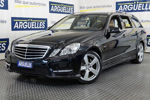 Mercedes-Benz E 220 CDI Estate AMG 7plaz Aut