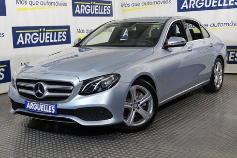 Mercedes-Benz E 220 d 9G-TRONIC Avantgarde COMO NUEVO