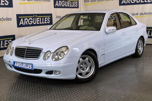 Mercedes-Benz E 270 CDI Aut 177cv Cuero NAV