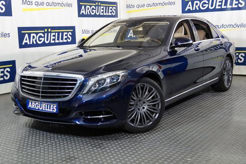 Mercedes-Benz S 500 L Nacional UNIDAD Uacute;NICA
