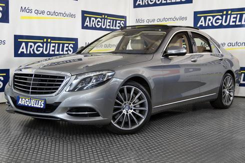 Mercedes-Benz S 500 NACIONAL IMPECABLE