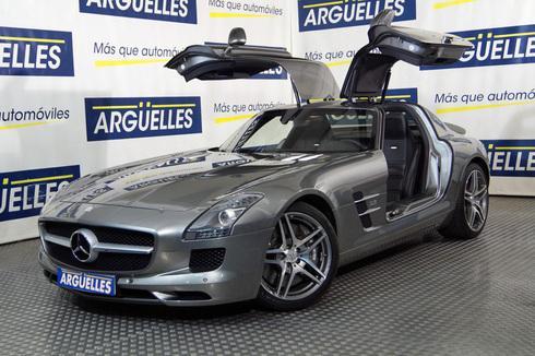 Mercedes-Benz SLS AMG Coup eacute; NACIONAL 571cv