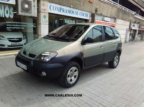 Renault Megane SCENIC RX4 DYNAMIQUE 1.9 DCI