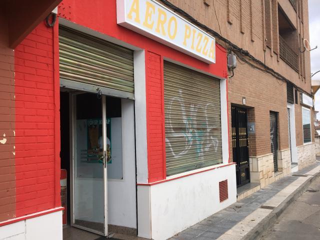 Alquilo pizzería, restaurante, local hostelería