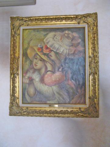 Oleo de la galería del coleccionista Cuadros