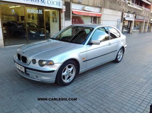 BMW Serie 3 Compact 320td e46