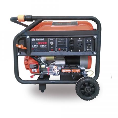 Generador Gasolina Daewoo 4T 2800W A E