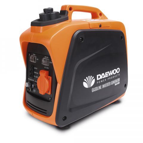 Generador Inverter Daewoo 800W