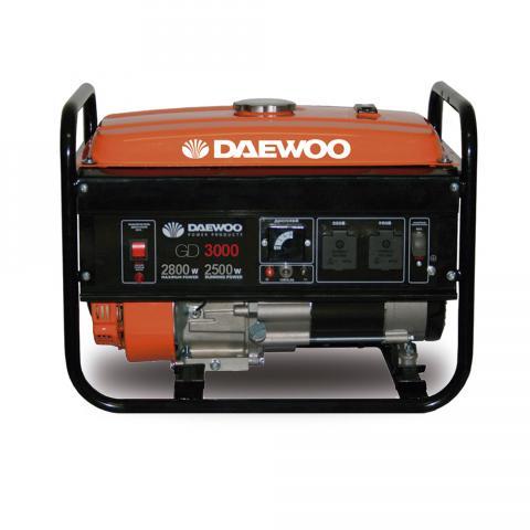 Generador Gasolina Daewoo 4T 2800W