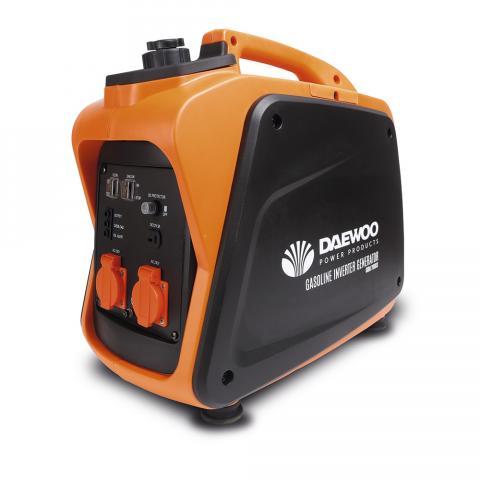 Generador Inverter Daewoo 2000W