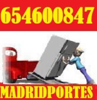 6546OO847 PORTES ECONOMICOS MADRID AL ALCANCE DE SU BOLSILLO