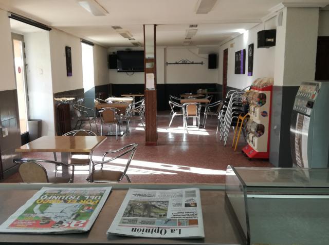 Traspaso cafe-bar en pleno funcionamiento
