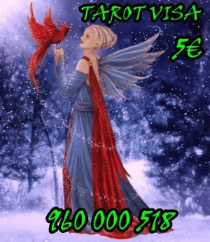 Tarot Visa barato efectivo 5 videncia JULIETTA 960 000 518