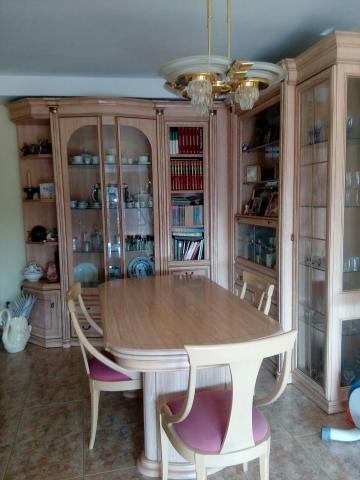 vendo muebles comedor y dormitorio matrimonio