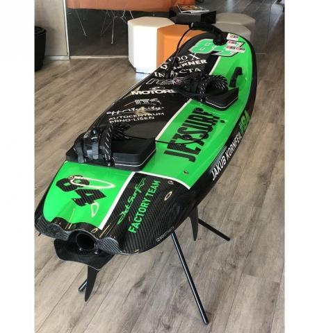 Jetsurf Race Titan Custom 2017 Motorizado Jet Surf board