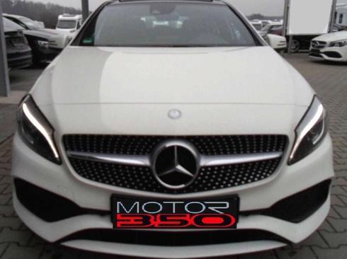 Mercedes Clase A 200d AMG-LINE