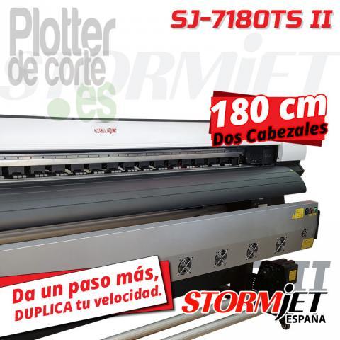 OFERTA nueva impresora ecosolvente 2 cabezales alta calidad econo