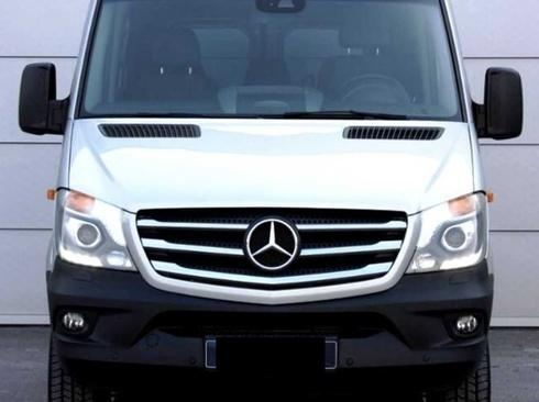 Mercedes Sprinter SPRINTER 316 CDI 4X4