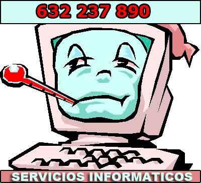 SERVICIOS INFORMATICOS A PRECIOS ECONOMICOS