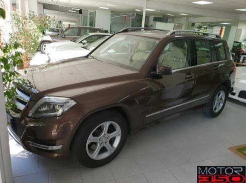Mercedes Clase GLK 200 CDI BLUE EFFICIENCY SEMINUEVO