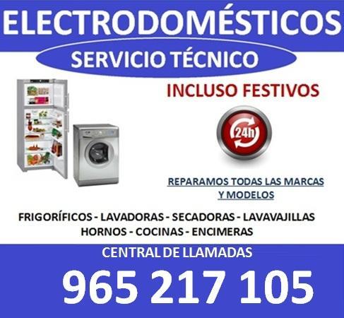 Servicio Técnico Bru Alicante Telf. 902110735