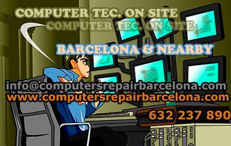 BCN COMPUTER SERVICES and MAINTENANCE 632 237 890