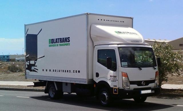 Transportes y mudanzas bolatrans