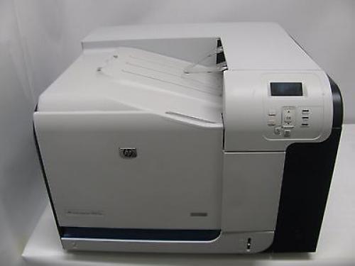Impresora laserjet hp 3525cp