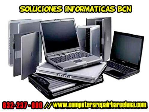 SERVICIO Tecnico informatico A DOMICILIO Barcelona 632:237:890