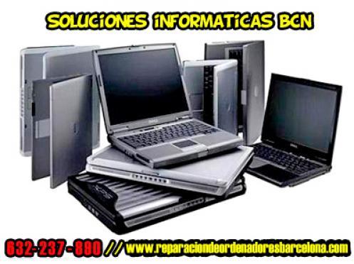 SERVICIO Tecnico de ordenadores A DOMICILIO Barna 632:237:890