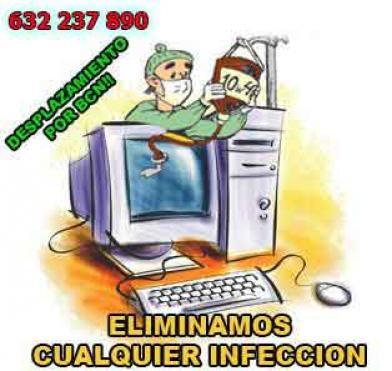 REPARACION portatiles BCN 632.237.890