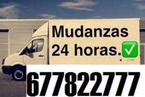 PORTES Y MUDANZAS ECONOMICO 24 H