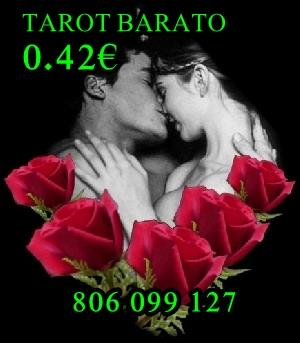 Tarot 0.42 barato y certero AMOR ETERNO 806 099 127