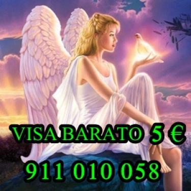 Tarot Visa bueno y fiable 5 10min AMOR DE ANGEL 911 010 058