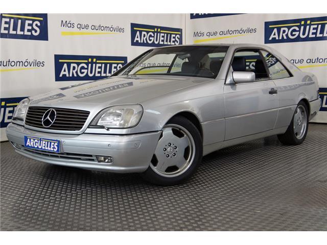 Mercedes-Benz CL 500 Coupé 320cv