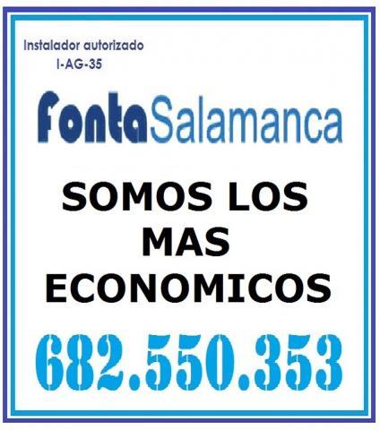 FONTANERIA CALEFACCION DESATASCOS GAS