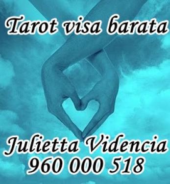 Videncia económica visa. a 5 10min. Julietta Videntes: 960 000