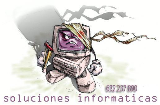 ARREGLO CUALQUIER AVERIA EN ordenadores 632 237 890
