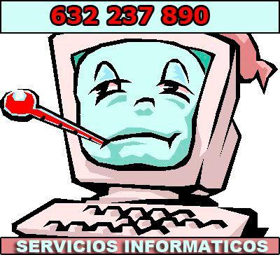 Tecnico informatico REPARACIONES 632*237*890